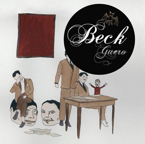 Beck Black Tambourine profile image