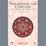 Benjamin Harlan Processional For Christmas - Alto Sax (sub. Horn) Sheet Music and PDF music score - SKU 306069