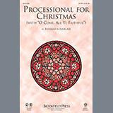 Benjamin Harlan Processional For Christmas - Bass Trombone/Tuba Sheet Music and PDF music score - SKU 306061