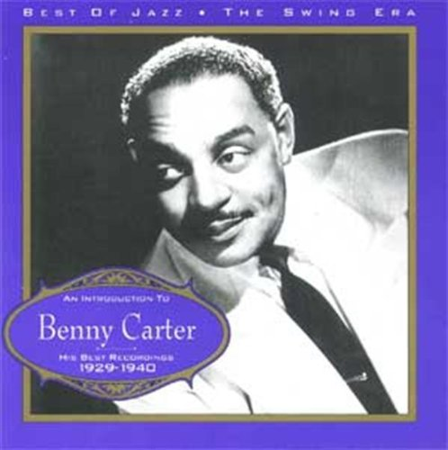 Benny Carter, When Lights Are Low, Piano
