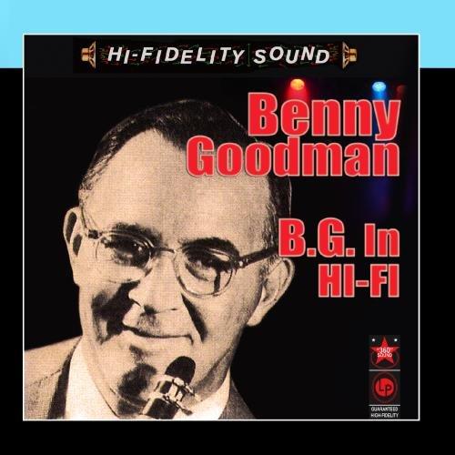 Benny Goodman, Let's Dance, Piano