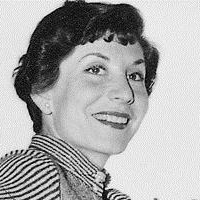 Betty Comden Never Never Land profile image