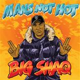 Big Shaq Man's Not Hot Sheet Music and PDF music score - SKU 125745