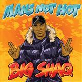 Big Shaq Man's Not Hot Sheet Music and PDF music score - SKU 125745