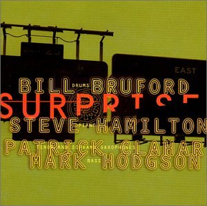 Bill Bruford, Teaching Vera To Dance, Double Bass