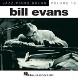 Bill Evans In Love In Vain [Jazz version] (arr. Brent Edstrom) Sheet Music and PDF music score - SKU 86877