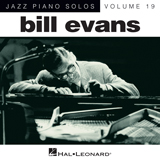 Bill Evans Spring Is Here [Jazz version] (arr. Brent Edstrom) Sheet Music and PDF music score - SKU 86872