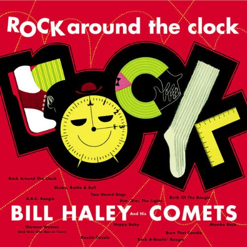 Bill Haley & His Comets, See You Later, Alligator, Piano, Vocal & Guitar (Right-Hand Melody)