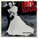 Billy Idol White Wedding Sheet Music and PDF music score - SKU 378997