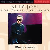 Billy Joel An Innocent Man [Classical version] (arr. Phillip Keveren) Sheet Music and PDF music score - SKU 171507