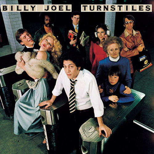 Billy Joel Angry Young Man profile image