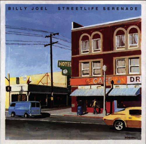 Billy Joel Streetlife Serenader profile image