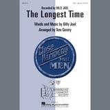 Billy Joel The Longest Time (arr. Tom Gentry) Sheet Music and PDF music score - SKU 432630