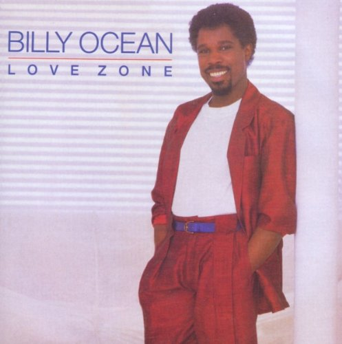 Billy Ocean, When The Going Gets Tough, The Tough Get Going, Piano, Vocal & Guitar