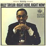Billy Taylor I Wish I Knew How It Would Feel To Be Free Sheet Music and PDF music score - SKU 32923