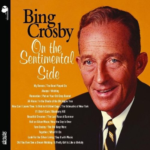 Bing Crosby, A Man And His Dream, Piano, Vocal & Guitar (Right-Hand Melody)