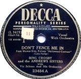 Bing Crosby Pennies From Heaven Sheet Music and PDF music score - SKU 18619