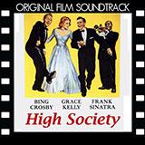 Bing Crosby & Grace Kelly True Love Sheet Music and PDF music score - SKU 153932