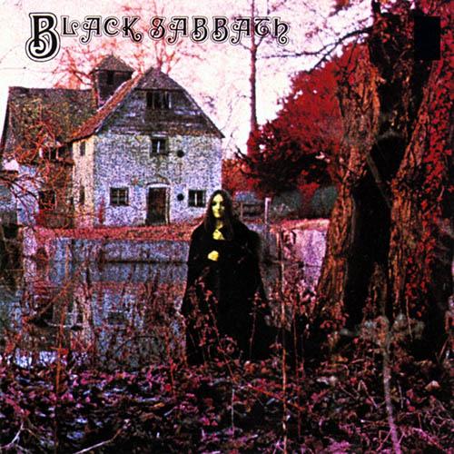 Black Sabbath, Black Sabbath, Guitar Tab