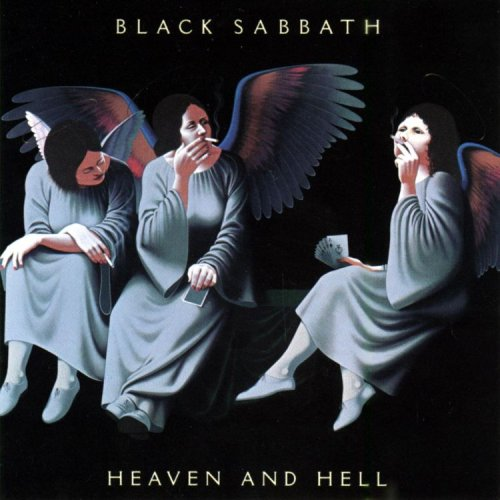 Black Sabbath Heaven And Hell profile image