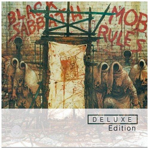 Black Sabbath, The Mob Rules, Ukulele with strumming patterns