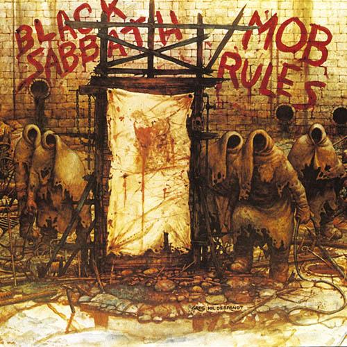 Black Sabbath, Voodoo, Guitar Tab