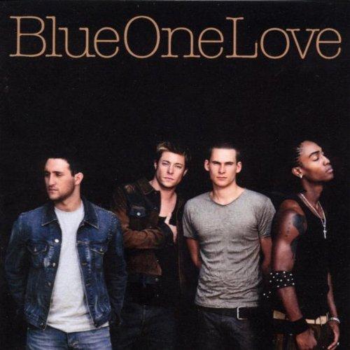 Blue, One Love, Piano, Vocal & Guitar