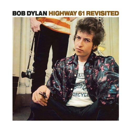 Bob Dylan, Highway 61 Revisited, Piano, Vocal & Guitar
