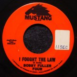 Bobby Fuller Four I Fought The Law Sheet Music and PDF music score - SKU 68059