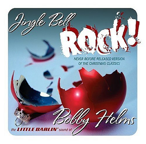 Bobby Helms, Jingle Bell Rock, Piano (Big Notes)