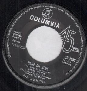 Bobby Vinton Blue Velvet profile image