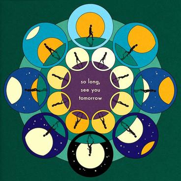 Bombay Bicycle Club, Luna, Piano, Vocal & Guitar (Right-Hand Melody)