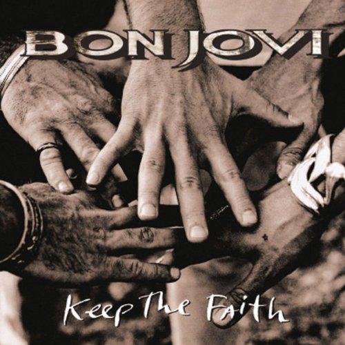 Bon Jovi, Keep The Faith, Piano, Vocal & Guitar