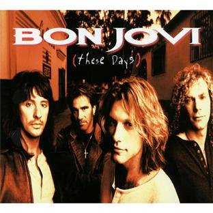 Bon Jovi, Something For The Pain, Lyrics & Chords