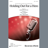 Bonnie Tyler Holding Out For A Hero (from Footloose) (arr. Paul Langford) Sheet Music and PDF music score - SKU 433511