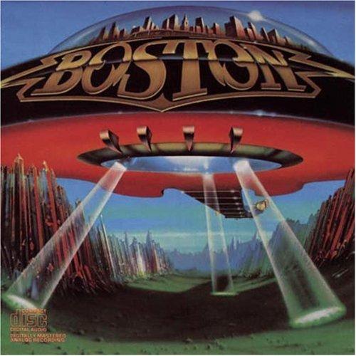 Boston, Feelin' Satisfied, Piano, Vocal & Guitar (Right-Hand Melody)