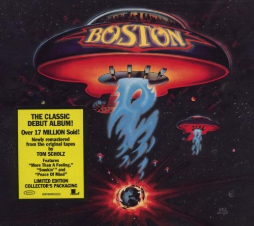 Boston, Let Me Take You Home Tonight, Guitar Tab