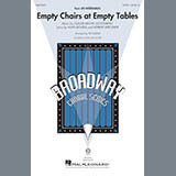 Boublil and Schonberg Empty Chairs At Empty Tables (from Les Miserables) (arr. Ed Lojeski) Sheet Music and PDF music score - SKU 253636