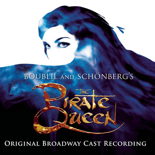 Boublil and Schonberg, Here On This Night (from The Pirate Queen), Piano, Vocal & Guitar (Right-Hand Melody)
