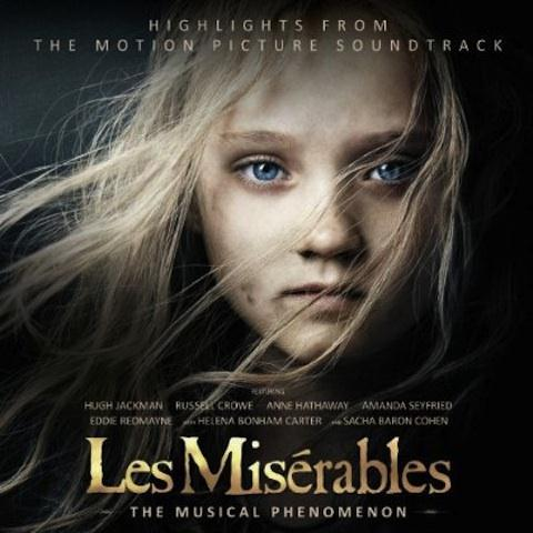 Boublil and Schonberg, Suddenly (from Les Miserables The Movie), Piano & Vocal