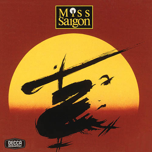 Boublil and Schonberg, The Last Night Of The World (from Miss Saigon) (arr. Francis Shaw), SATB