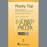 Boudleaux Bryant and Felice Bryant Rocky Top (arr. Cristi Cary Miller) Sheet Music and PDF music score - SKU 425236