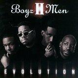 Boyz II Men End Of The Road Sheet Music and PDF music score - SKU 189534