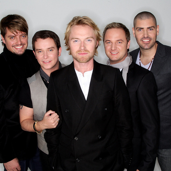 Boyzone, Yes I Will, Piano, Vocal & Guitar