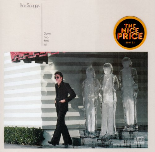 Boz Scaggs, Hard Times, Piano, Vocal & Guitar (Right-Hand Melody)