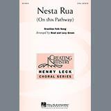 Brazilian Folk Song Nesta Rua (arr. Brad Green) Sheet Music and PDF music score - SKU 94452
