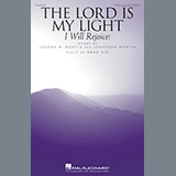 Brad Nix The Lord Is My Light (I Will Rejoice!) Sheet Music and PDF music score - SKU 196599