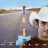 Brad Paisley Ticks Sheet Music and PDF music score - SKU 63779
