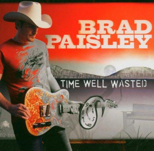 Brad Paisley Time Warp profile image