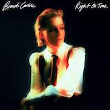 Brandi Carlile Right On Time Sheet Music and PDF music score - SKU 499187